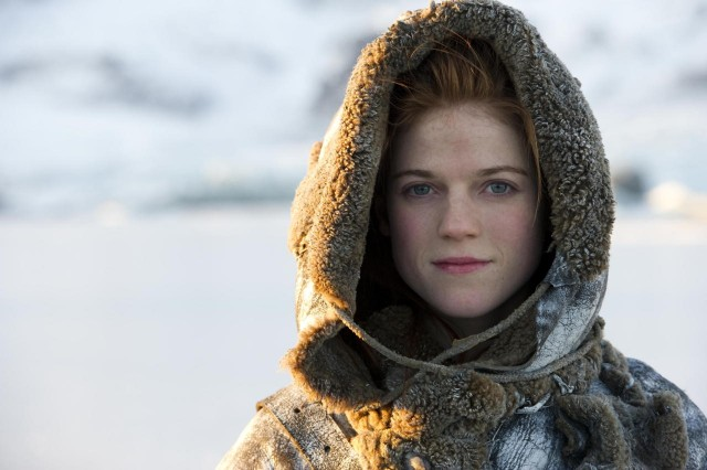 Rose Leslie on Game of Thrones