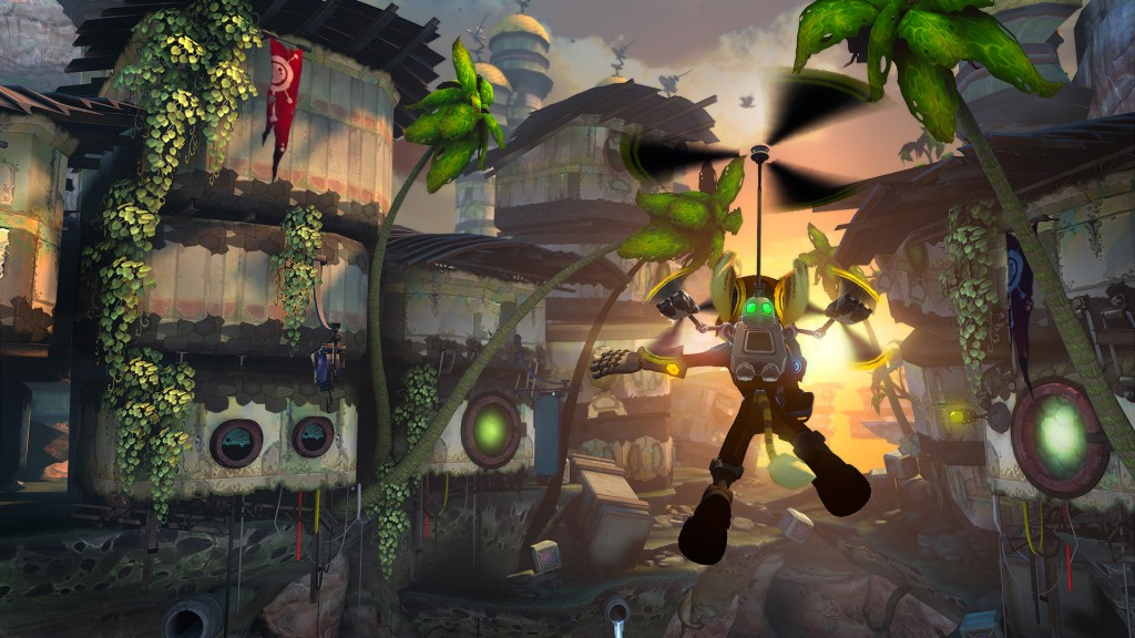 Sony's Ratchet and Clank