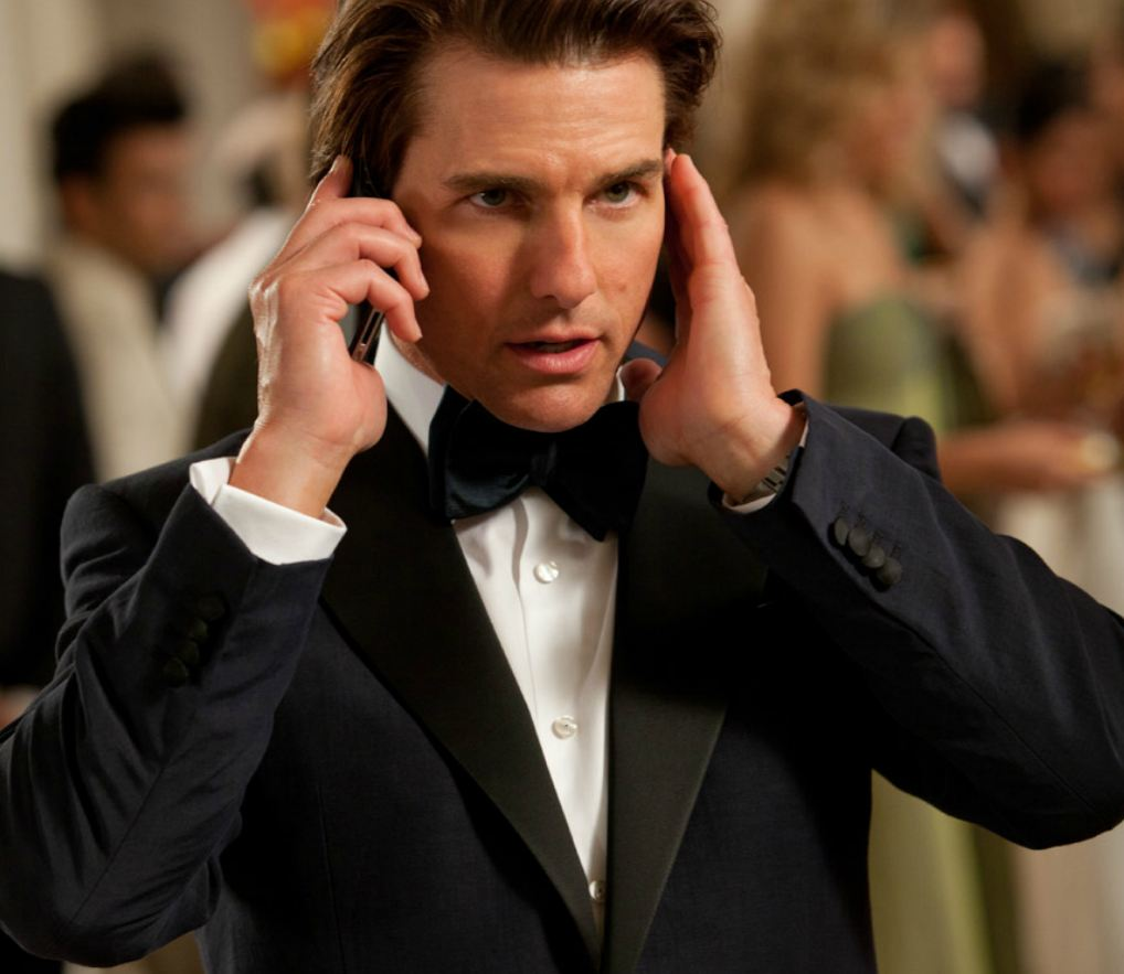 Mission Impossible Ghost Protocol, Tom Cruise