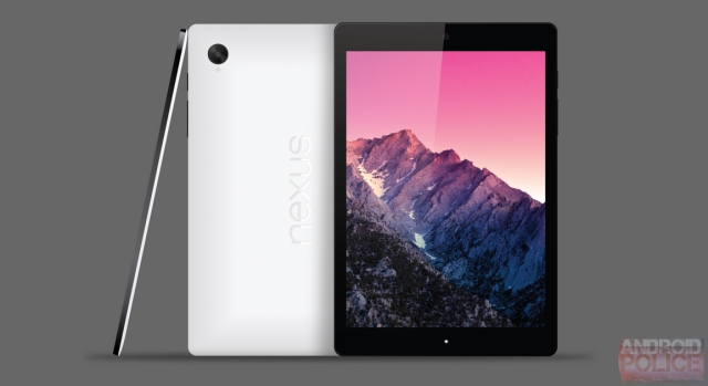 Are Google and HTC Apple's Next High-End Tablet Competitors?