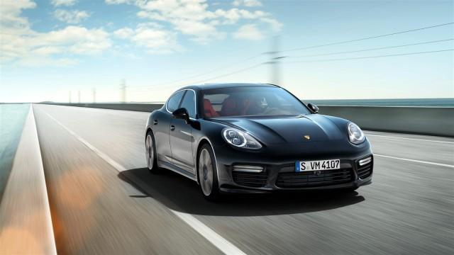 Porsche Panamera Turbo Diesel