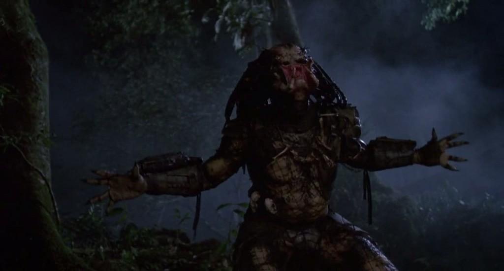 The Predator Goes Old School