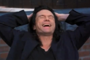Tommy Wiseau's New Show Is More Complete Absurdity