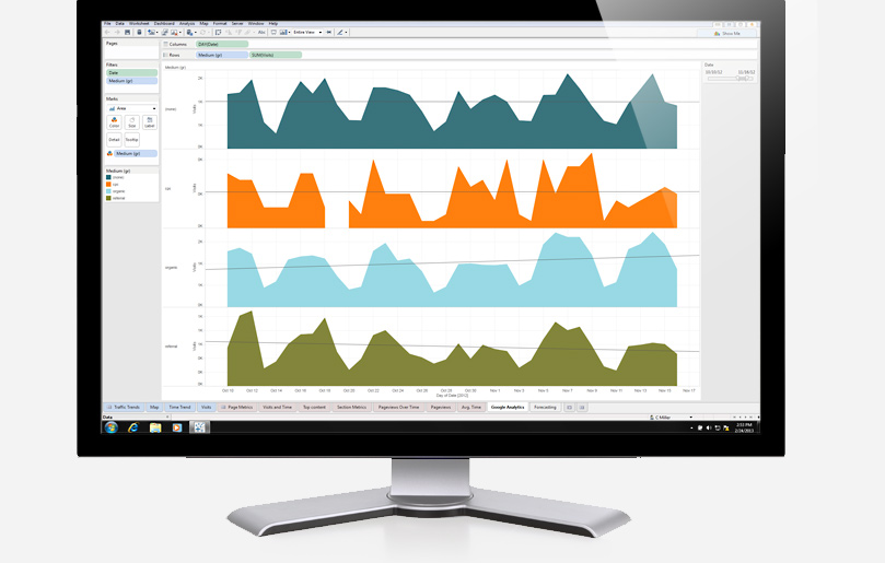 Tableau's Data Software Shows How Outdated Microsoft Really Is