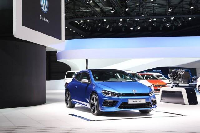 VolkswagenSciroccoR