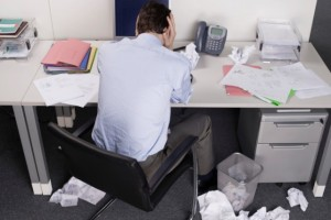 3 Signs That You're Burnt Out at Work