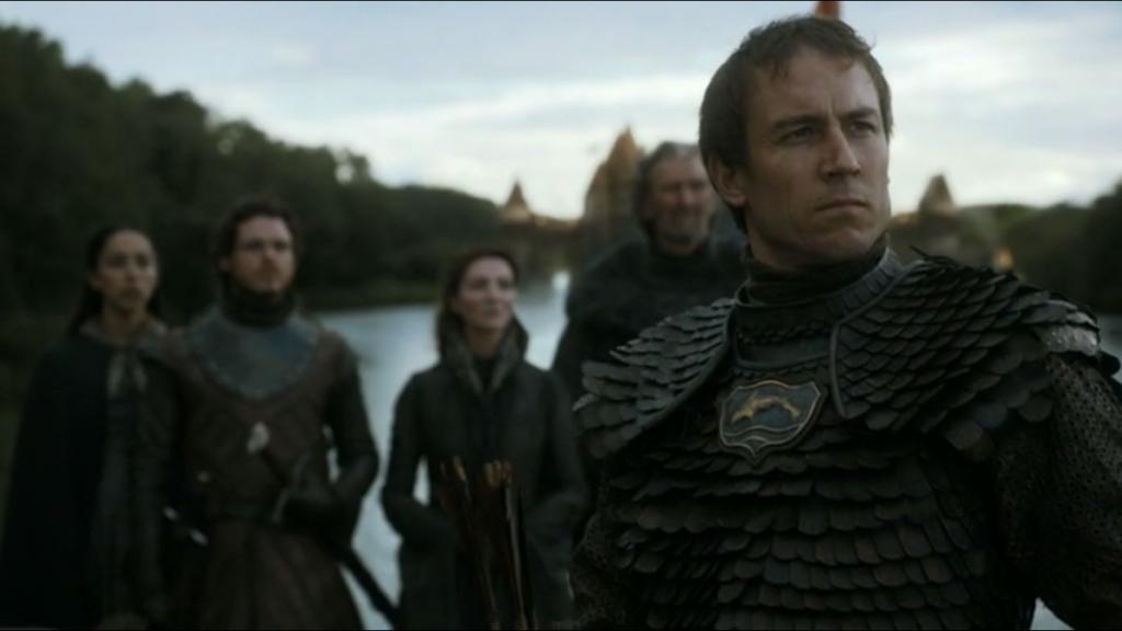 Edmure Tully, Catelyn Stark, Game of Thrones