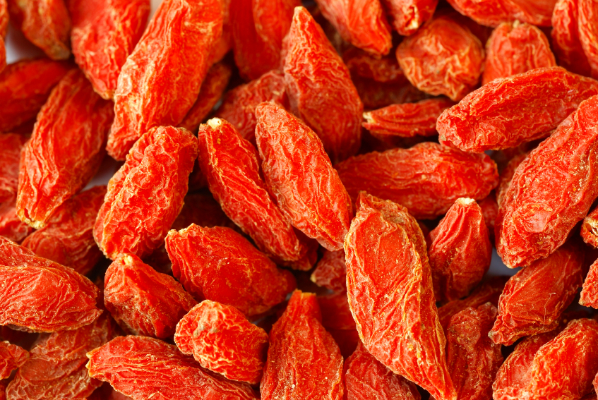 Goji berries are one of the unhealthiest 'superfoods'