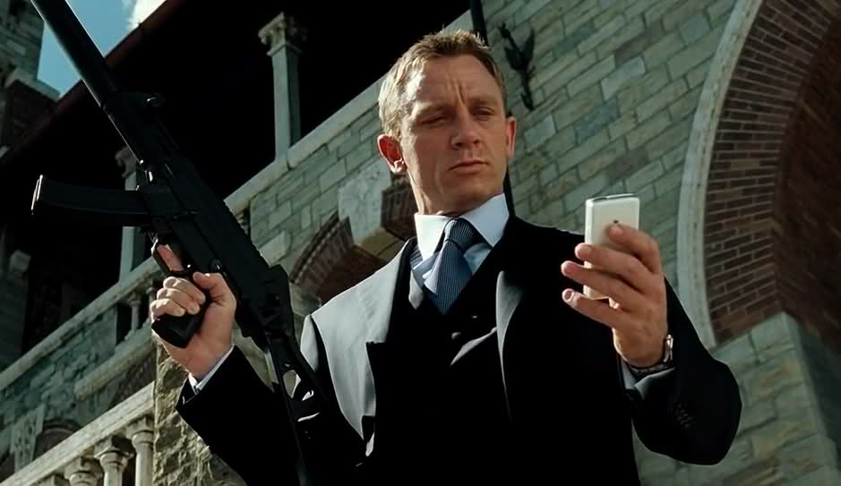 Daniel Craig, Casino Royale, James Bond