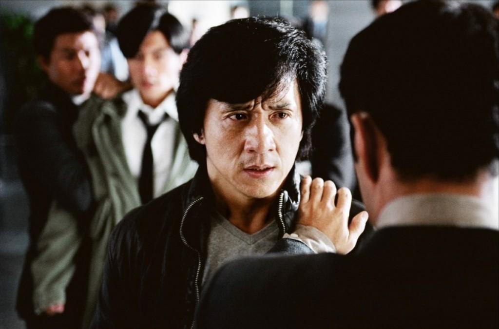 police story, Jackie Chan