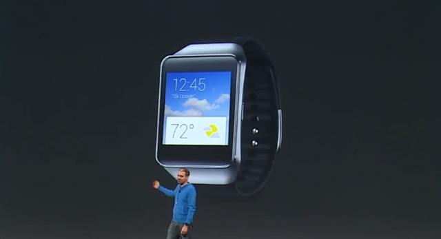Source: Google I/O conference video screenshot