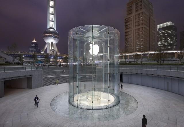 Apple Store Pudong Shanghai China