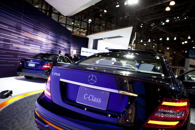 New York Auto Show Media Preview