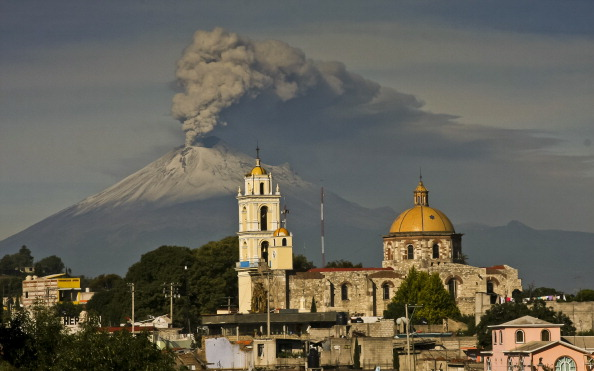 J. Guadalupe Perez/AFP/Getty Images