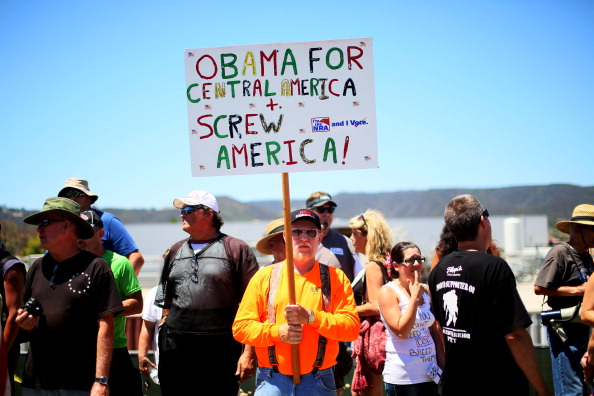 Protests Continue in Murrieta Against Processing of Undocumented Immigrants