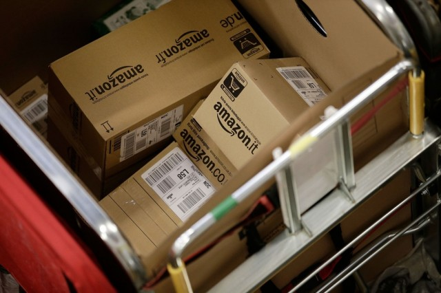 How Robots Help You Get Your Amazon Orders Faster