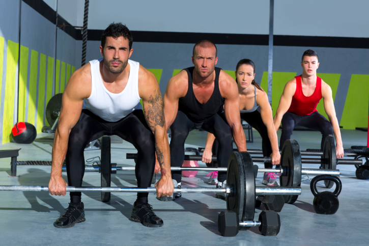Disciplined lifters