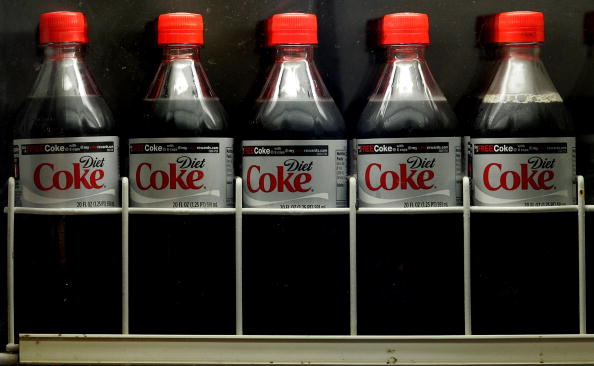diet soda could be making you fat
