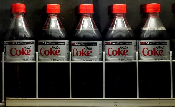 Diet soda isn't really so diet-friendly