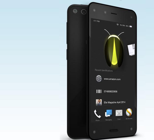 Amazon Fire Phone Firefly technology