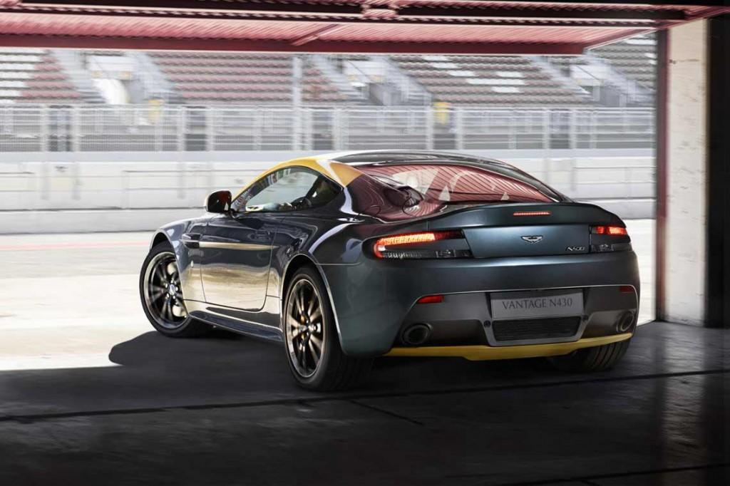 Aston Martin Vantage N430