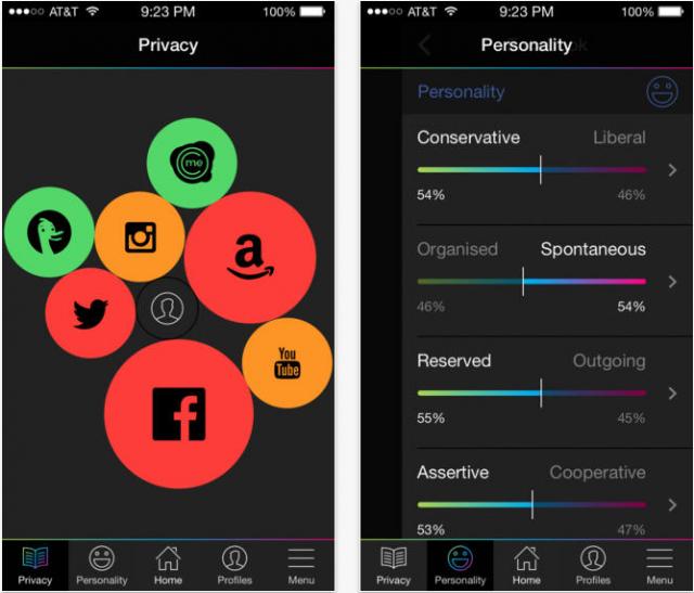 Citizenme iOS app
