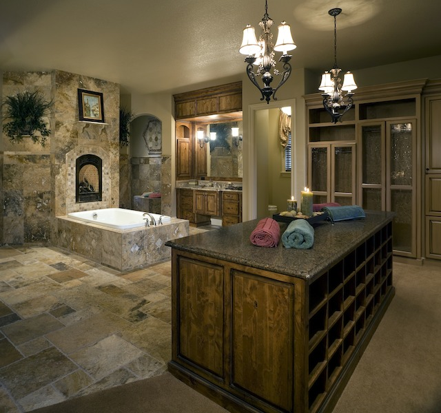 6 new bathroom trends for 2014 for New bathroom looks