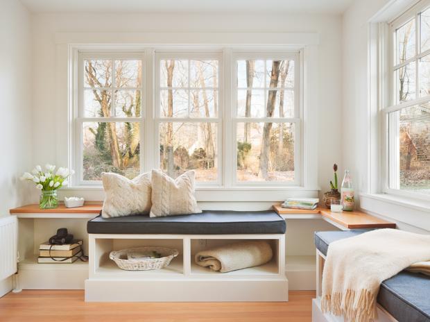 Double-pane window