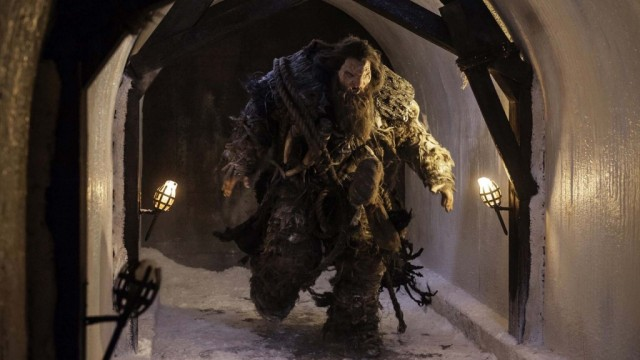 Ian Whyte on Game of Thrones.