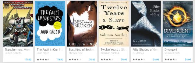 Google Play bestsellers 1