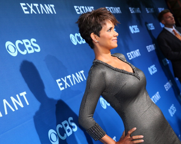 Halle Berry Is a Pregnant Astronaut in New Sci-Fi Series