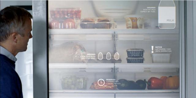 THNK/ Cisco/Tesco Internet of Food