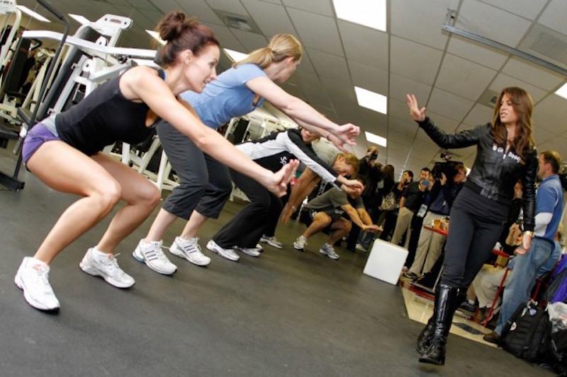How Fitness Guru Jillian Michaels Stays in Shape