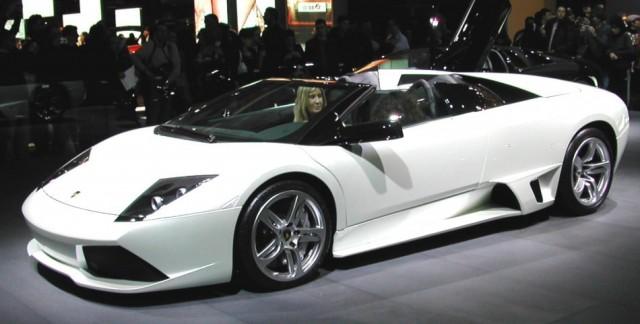 Murciélago LP650 Roadster