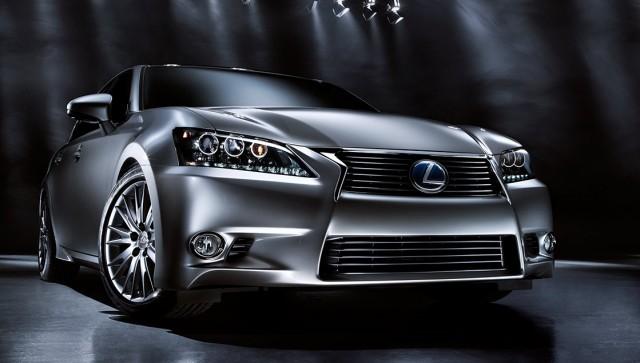 Lexus GS-hybrid