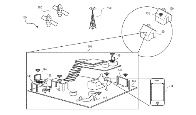 Apple's iPhone Security Patent Points to Broader 'Internet of Things'