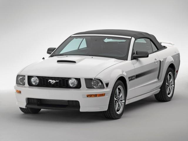 Mustang California Special
