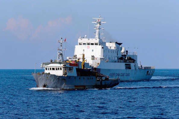 Tension Rises In Disputed Area of South China Sea