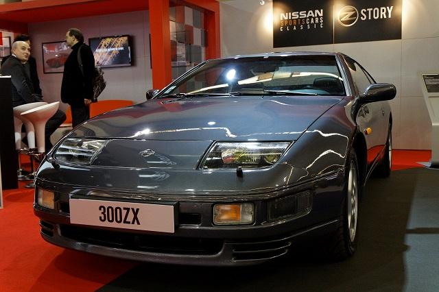Rétromobile_2011_-_Nissan_300ZX_-_001