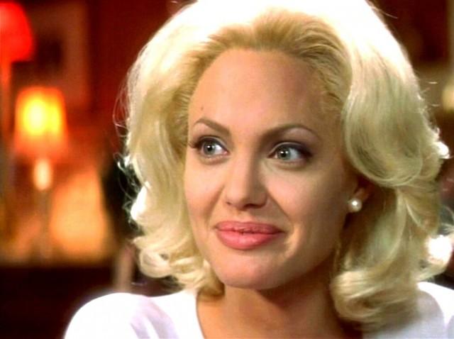 Angelina Jolie in movie 'Life or Something Like It'
