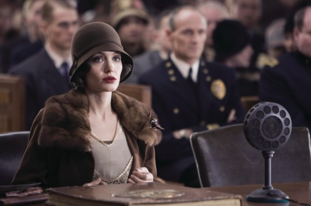 Angelina Jolie in movie 'Changeling'