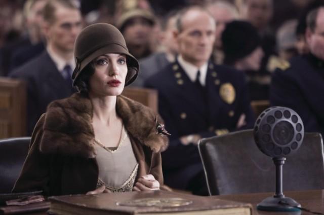 Angelina Jolie in movie 'Changeling'