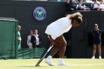 What's Up, Serena? 'Wobbly' Williams Pulls Out of Wimbledon