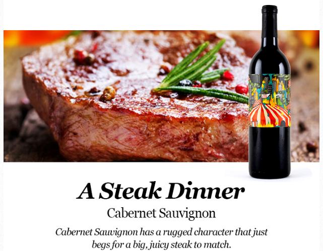Best Wine with Steak: Pairing wines with steak