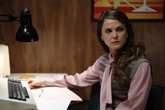 Keri Russell, The Americans