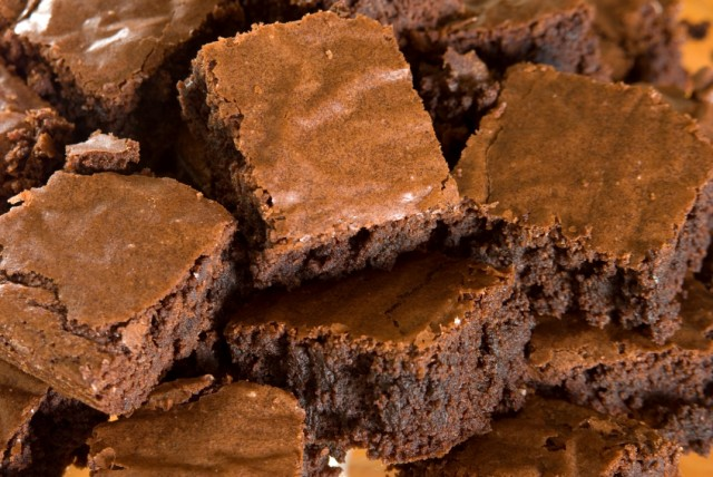 Classic cocoa brownies