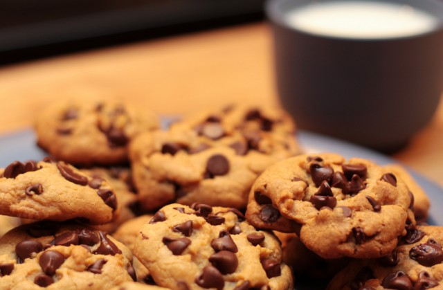 Chocolate Chip Cookies Nutrition