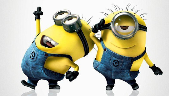 despicable me 2, The Minions