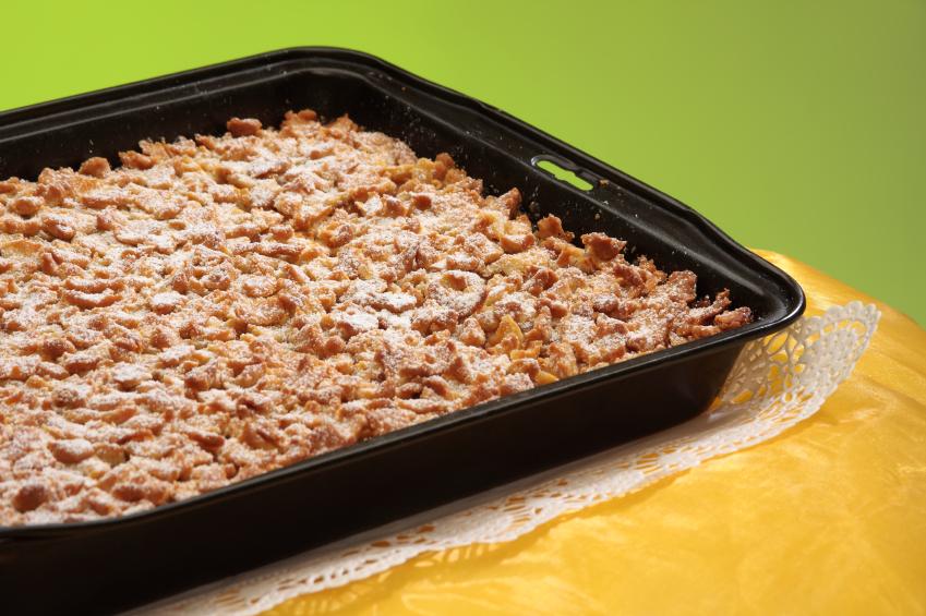 Streusel Crumb Cake