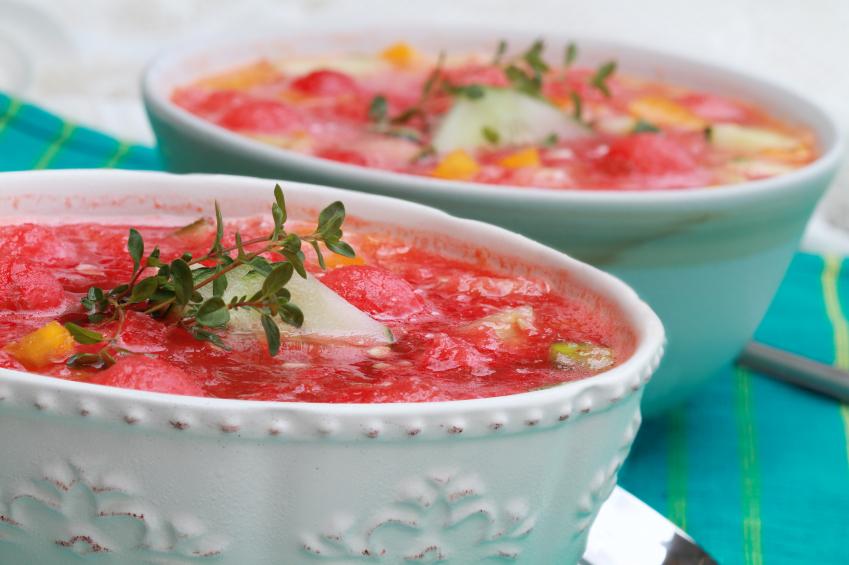 Watermelon Soup Recipe Food Network